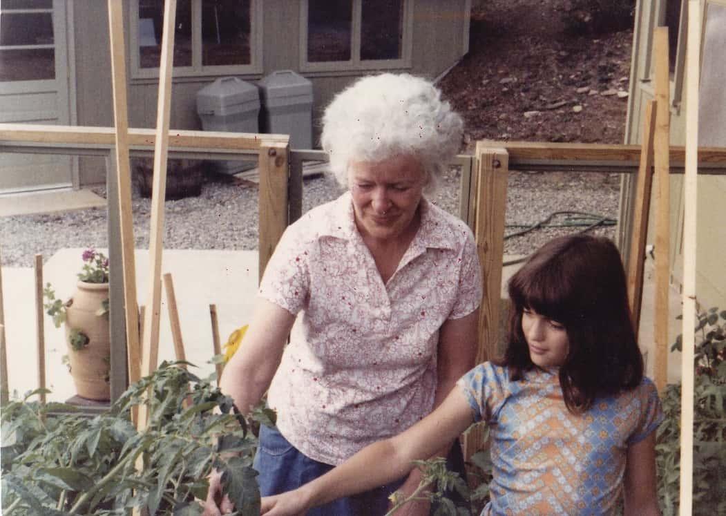 Grandmama's garden