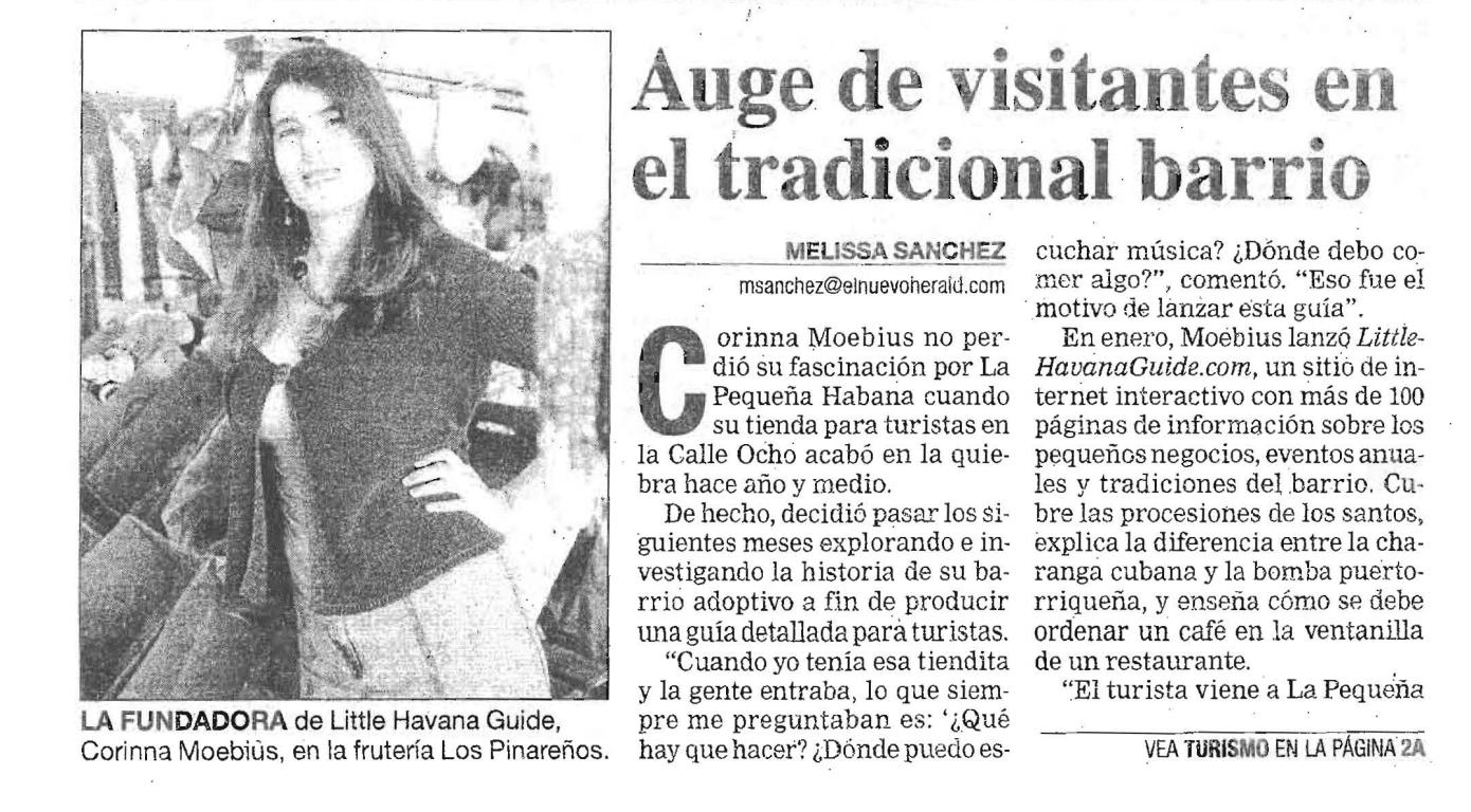 LittleHavanaGuide article